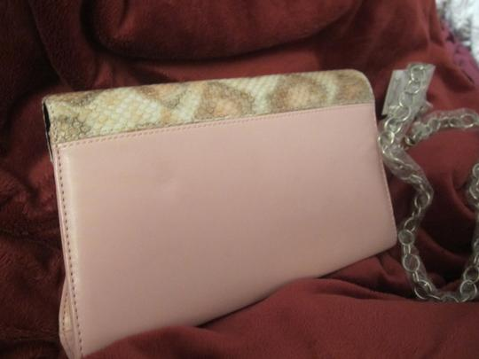 MONZO & FRANCO pink Clutch Image 2