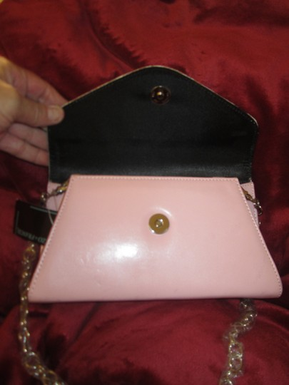 MONZO & FRANCO pink Clutch Image 3
