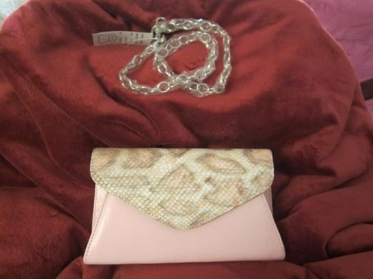 MONZO & FRANCO pink Clutch Image 5