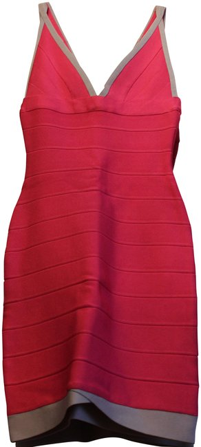 Preload https://img-static.tradesy.com/item/22922115/herve-leger-hot-pink-bandage-short-night-out-dress-size-0-xs-0-1-650-650.jpg
