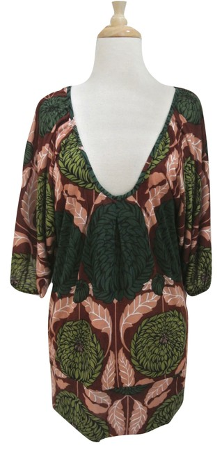 Preload https://img-static.tradesy.com/item/22922273/t-bags-los-angeles-floral-print-tunic-size-6-s-0-0-650-650.jpg