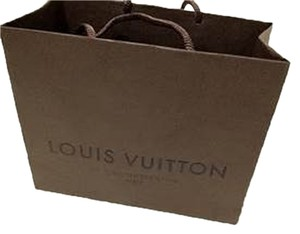 Louis Vuitton Louis Vuitton Authentic Giant Shopping Bag