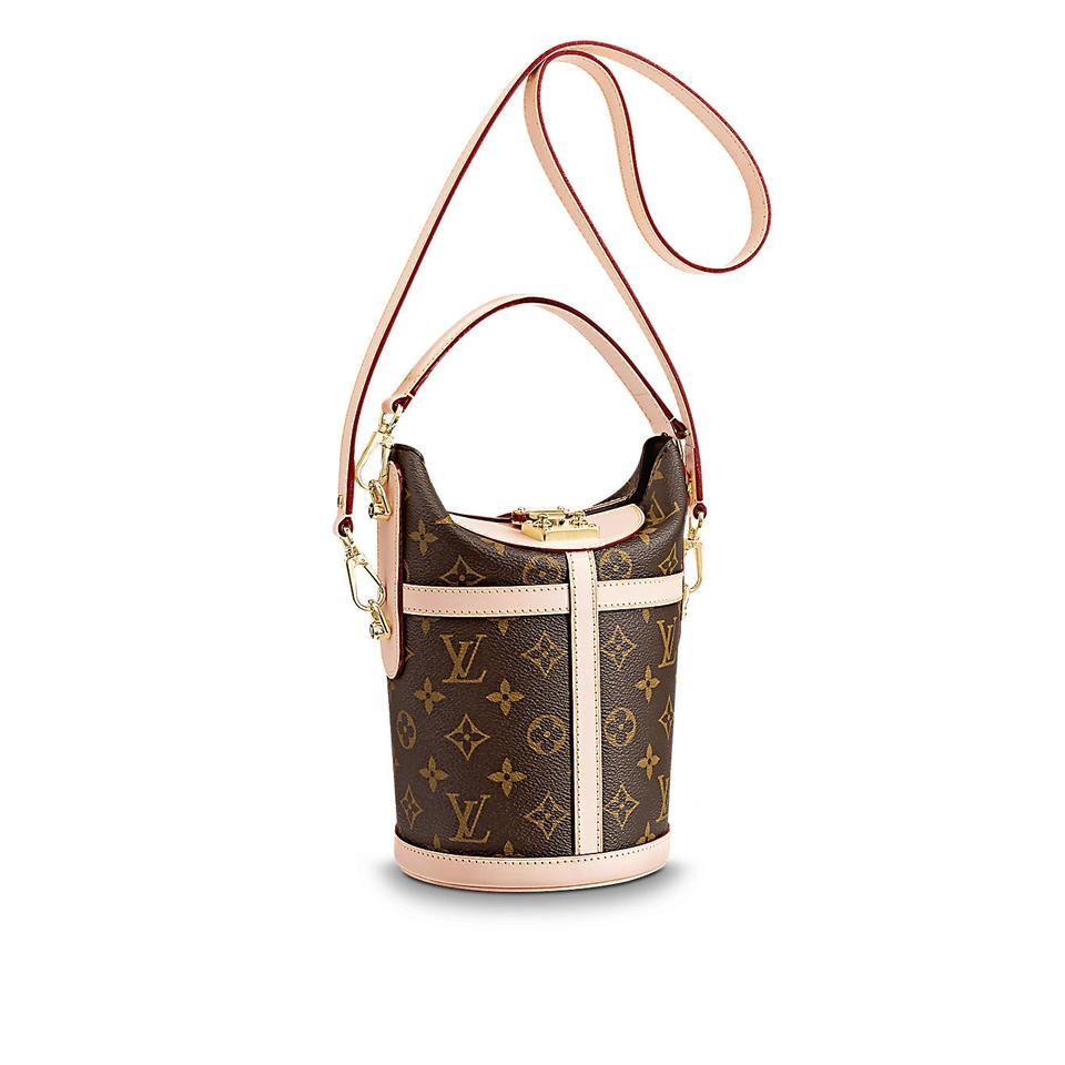 e77114343837 Louis Vuitton Monogram Duffle Spring 2018 Monogram Cross Body Bag Image 0  ...