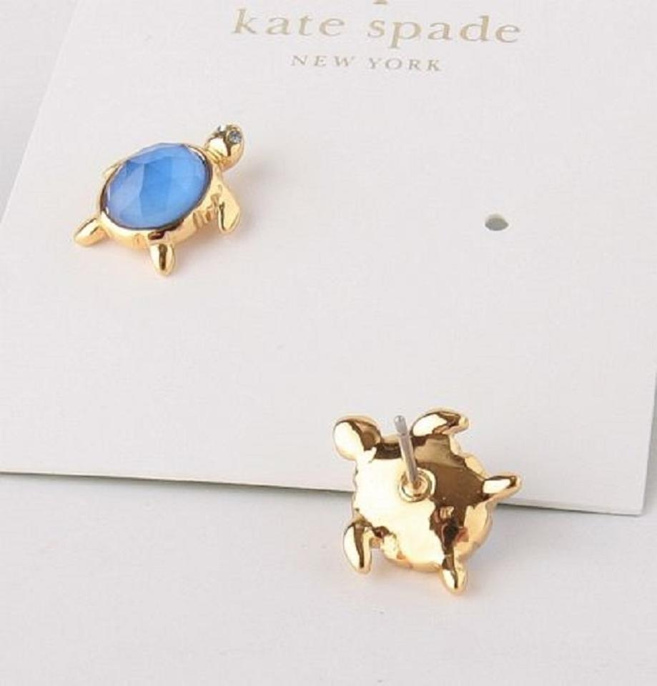 small sea p betteridge collection turtle earrings gab stud gold