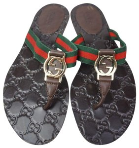 bf9f63acf Gucci Sandals - Up to 70% off at Tradesy