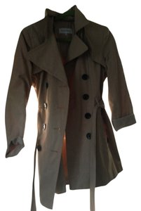 Calvin Klein Trench Jacket Camel Trench Coat