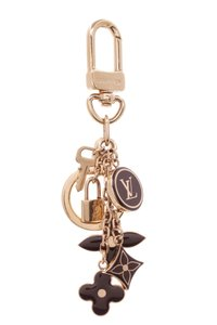 Louis Vuitton Louis Vuitton Pastilles Bag Charm - Amarante/Gold