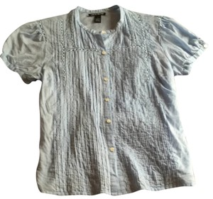 Lucky Brand Top Light Blue
