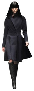 Lanvin Winter A-line Made In France French Coat