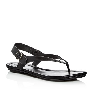 Tory Burch Black Sandals