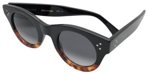 Céline New CELINE Sunglasses CL 41425/S FU5W2 44-25 145 Tortoise Black w/Grey