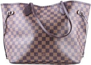 Louis Vuitton Tote in * Damier Brown