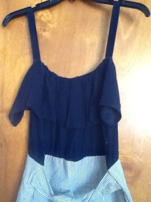 Other short dress Navy And White Summer Date Day To Night on Tradesy