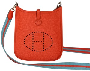 Hermès Tpm Evelyn Evelyn Cross Body Bag