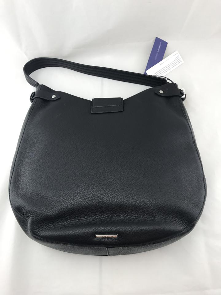 Darren Bag Black Hobo Rebecca Minkoff Leather 6wqv6F5