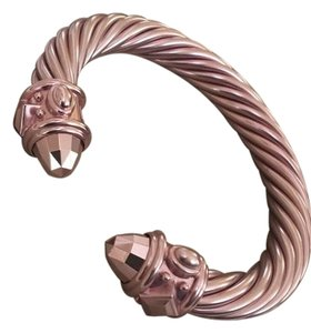 David Yurman limited edition cable bracelet