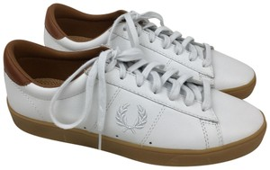 Fred Perry White Athletic