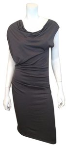 Helmut Lang short dress gray on Tradesy