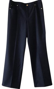 Escada Trouser Pants navy