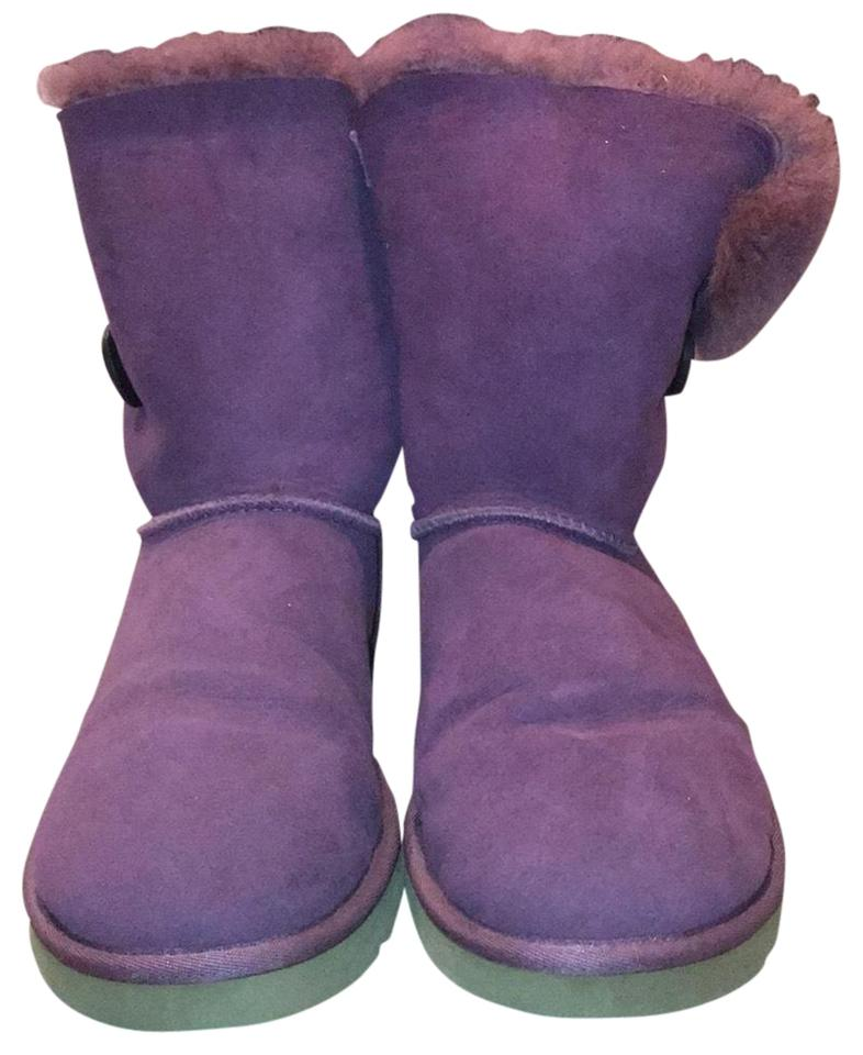 dd301861176 Purple Uggs Boots/Booties