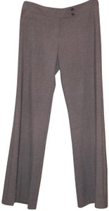 BCBGMAXAZRIA Dryclean Only Work Trouser Pants Grey