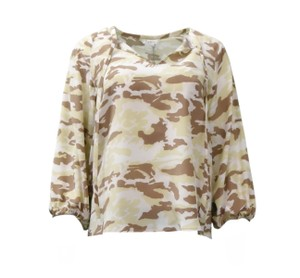 Tucker Top Beige/tan