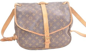 Louis Vuitton 30 Lv Mono Hobo Musette Shoulder Bag