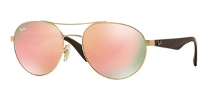 Prada Free 3 Day Shipping RB 3536 112/2Y New Rounded