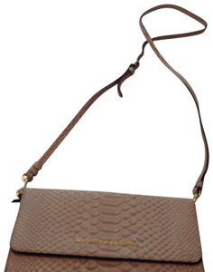 Dooney & Bourke Taupe Clutch