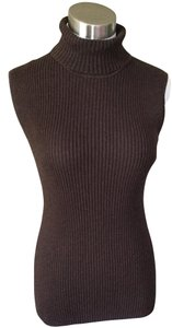 Chico's Top Brown