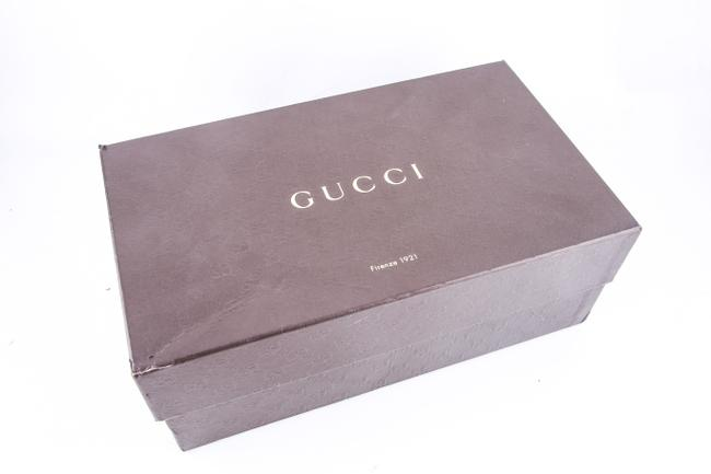 Gucci * Yellow Diamante Leather Driver Shoes Gucci * Yellow Diamante Leather Driver Shoes Image 8