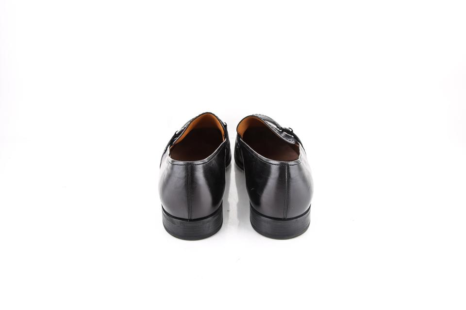 Leather Soft Bit Shoes Loafers Black Bally q5tfWnE5
