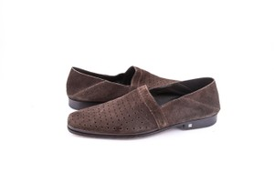 Louis Vuitton * Chocolate Brown Suede Shoes