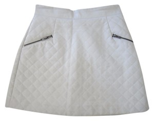 TOPSHOP Skirt white