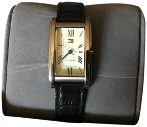 Tommy Hilfiger Ladies tank watch