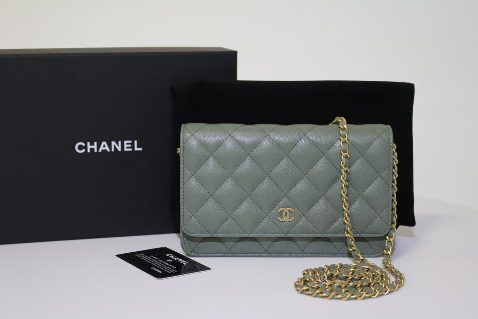 3aeb903d055d Chanel Woc Iridescent Woc Iridescent 2018 Cross Body Bag Image 10.  1234567891011