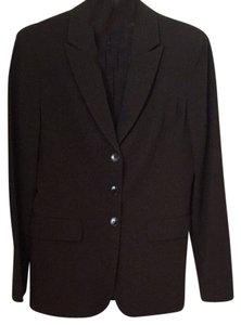 Anne Klein Brown Anne Klein Skirt Suit