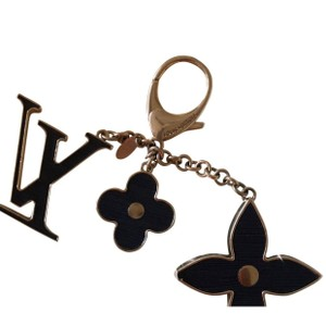 Louis Vuitton Louis Vuitton Fleur De Jais Bag Charm/Key Ring M66885