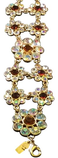 Preload https://item3.tradesy.com/images/kate-spade-iridescent-faceted-crystal-12k-gold-plate-trellis-double-with-dust-bag-bracelet-2293022-0-0.jpg?width=440&height=440