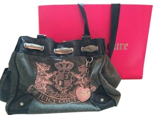 Juicy Couture Embroidered Shoulder Bag