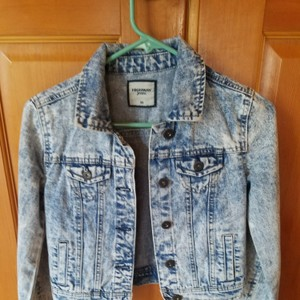 Highway Jeans Womens Jean Jacket