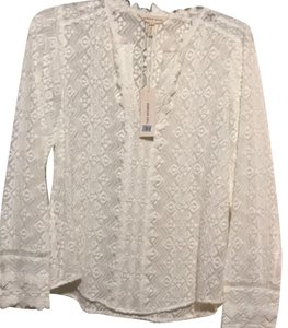 Rebecca Taylor Top ivory