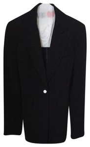 Calvin Klein Basic Black Jacket/Sports Coat