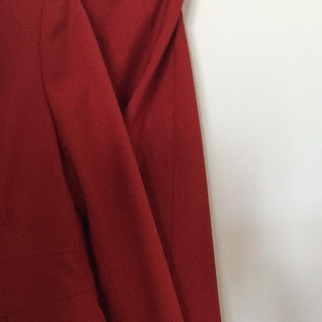 Anne Klein Adorable Anne Klein Red Skirt Suit