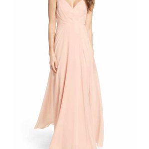 Blush Images May Be Subject To Copyright. Formal Bridesmaid/Mob Dress Size 12 (L)