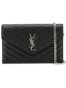 Saint Laurent Chain Wallet Monogram Chain Monogram Envelope Envelope Chain Cross Body Bag