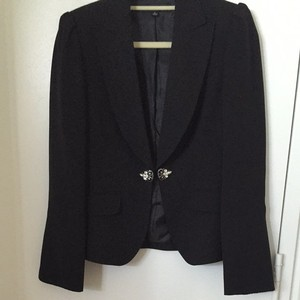 Anne Klein Jacket Only With Bedazzled clasp