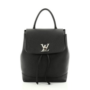Louis Vuitton Lockme Leather Backpack