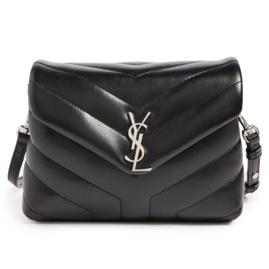 f914ec7720db8c Saint Laurent Toy Loulou Monogram Leather Cross-body Bag | Stanford ...