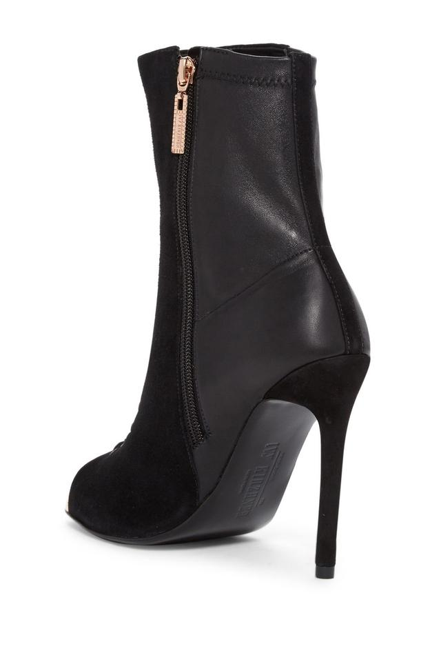 Candid Black Ankle Boots 7 New Women's Shoes